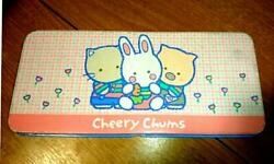Antique Chiary Cham Pencil Box Can Pen Case Stationery