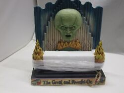 Jim Shore Wizard Of Oz The Great And Powerful 2 Sided 4033981 New In Box