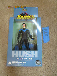 Dc Direct Batman Lot Hush Nightwing Wave 2 Series Collector Action Figure Misb