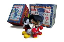 Mindstyle Manny Pacquiao X Mad Mickey Mouse 2010 Collectible Art Vinyl Figures