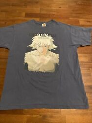 Vintage Ghost In The Shell T Shirt Puppet Master Fashion Victim Akira 90s Xl