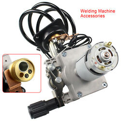 Wire Feed Assembly Wire Feeder Motor Mig Mag Welding Machine Welder Andphi0.6andphi10mm