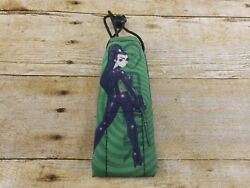 Green Anime Smart Parts Girl Barrel Cover Rare Classic Paintball Safety