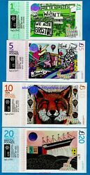 Bristol Pound Special Edition 2018 Andpound1-20 Low Serial W/coa Rare Opportunty To Buy