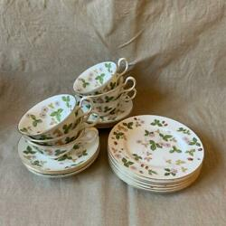 Wedgwood Wild Strawberry Cup Saucer