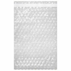 12 X 23.5 Bubble Out Pouches Bags Wrap Cushioning Self Seal Clear Protective