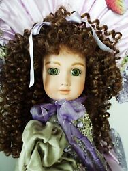 Antique Reproduction Bru Jne 20in Patricia Loveless Doll Masterpiece Gallery New