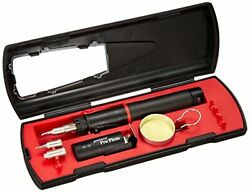 Goot Gp-510set Portable Gas Powered Soldering Iron F/s W/tracking Japan New