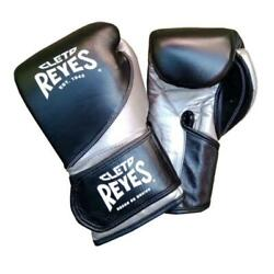 Cleto Reyes Precision Boxing Gloves Adult Training Gloves Silver Sparring Gloves