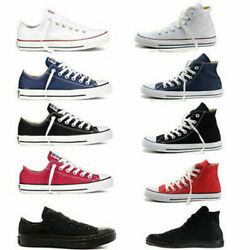 ALL STARs Women Lady Chuck Taylor Ox Low High Top shoes Casual Canvas Sneakers $42.99