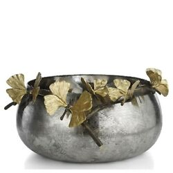 Michael Aram Butterfly Gingko Large Serving Bowl 175756 - In Box