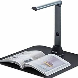 S3 Book Scanner And Document Camera 17 Mp High Resolution Flatten-curve Capture A3