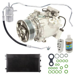For Chrysler Sebring And Dodge Stratus Oem Ac Compressor W/ Condenser Drier Csw