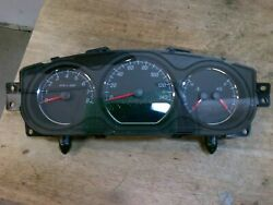 06 Buick Lucerne Instrument Cluster Speedometer Tach Mph Odometer 15809268