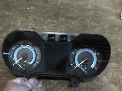 10 Buick Lacrosse Instrument Cluster Speedometer Tach Mph Odometer- 20944902