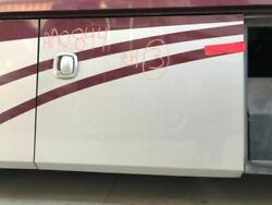 07 Monaco Diplomat Rv Motor Home Used Rh Right Luggage Compartment Door