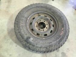 03 Dodge Ram 3500 5.9l 4x4 Used 17x7-1/2 Steel Spare Wheel And Tire