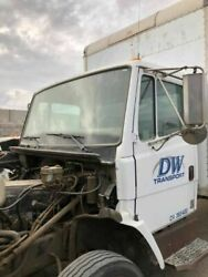 01 Freightliner Fl60 Used White Bare Cabin Cab Only No Interior/doors