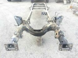 05 06 07 Ford Super Duty Super Cab Short Bed 142 Wb 6.0l 4x4 Bare Frame Chassis