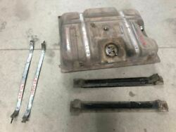 87-89 Ford F250 7.5l Used Behind Axle Auxiliary Fuel Tank 19 Gallon