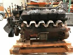 2001 Dodge Ram 3500 Used V10 8.0 Gas Long Block From Top Fire 234k Pickup 24979