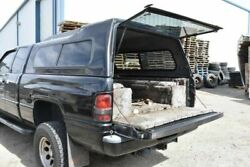 94-01 Dodge Ram Pickup 6and0396 Short Bed Box Px8 Black Paint W Tailgate