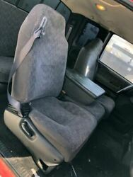 00-02 Dodge Ram Pickup Used Front 40/20/40 Manual Cloth Seats W Center Console
