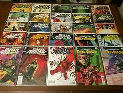 Awesome Lot Of 43 Green Arrow Comic Books By Dc Rebirth And More 018