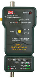 Sinometer Ms6810 Network Cable Tester