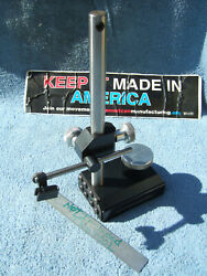 Hermann Schmidt Used Surface Gage Mg-1 Inspection Tool Surface Grinder Clean No2