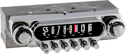1949 1950 Ford Car Am Fm Stereo Bluetooth® Radio For 6 Volt Not In Stock 12 Wks