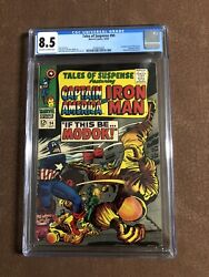 Tales Of Suspense 94 Cgc 8.5 First Appearance Of Modok