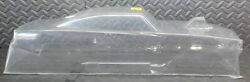 Hpi 1969 Dodge Charger Clear Unpainted Body 1/8 Savage E Maxx Summit No Decals