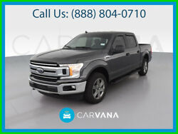 2020 Ford F-150 Xlt Pickup 4d 5 1/2 Ft Daytime Running Lights Towing Pkg Air Conditioning Power Windows Power Steering