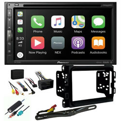Pioneer 6.8 Dvd/cd Car Stereo W/ Android Auto And Apple Carplay For 2013-17 Ram