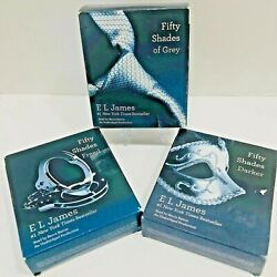 Erotic Fifty Shades Of Grey Trilogy Darker Freed Audiobooks Cd 150 E L James