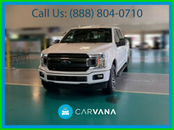 2018 Ford F-150 Lariat Pickup 4d 5 1/2 Ft Cruise Control Power Steering Side Air Bags Abs 4-wheel Bed Liner Xlt Sport