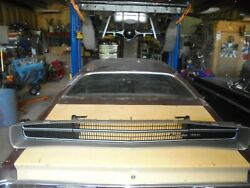 1970 Charger Grill