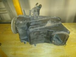 1969-1970 Mustang Complete Oem A/c Heater Box Heater Core Blower Motor - Nice