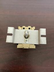 Viking Commercial Range/stove/oven Selector Switch - Part Pj030011   Nt393