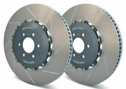 Girodisc Front Rotors For Bmw M2 M3 M4 F8x With Gold Silver Red Calipers