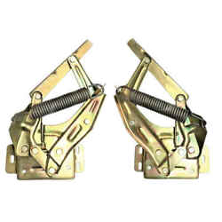 Hood Hinge, Pair, Left And Right 67-72 Ford F100 F250 F350 Pickup