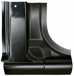 Lower B Door Pillar Section For 96-20 Chevy Express Cutaway Model Right