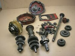 Wheel Horse D-250 Tractor 10-speed Transmission Transaxle Differential Gears