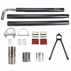 New Fit For Camco 44461 Gen-turi Generator Exhaust System