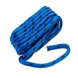 Seachoice 42411 High Quality Dock Rope For Boating - Double-braid Mfp Dock Line