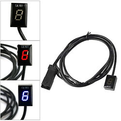 Motorcycle Gear Indicators Led Display For Ducati 796 2015 400 Rr 2019 937