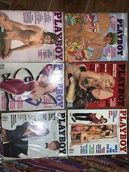 Playboy Magazine Collector's Lot-high Value, Great Condition Look