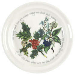 Portmeirion The Holly And The Ivy Salad Plate 526423