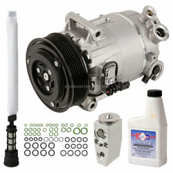 For Buick Lacrosse And Regal 2012 Oem Ac Compressor W/ A/c Repair Kit Csw